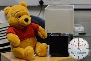 Cuddly Toy Recorder and lamp hidden recording devices